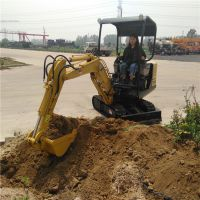 建筑施工16洋马履带挖掘机 旱厕改造小型挖沟机厂家热销