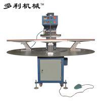 小型多功能热升华四工位烫画机热转印机器设备桖印花机气压60*80cm 高温硅胶垫海绵