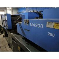 海天注塑机工厂低价转让MA90吨原装伺服