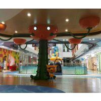 玻璃钢儿童主题布景雕塑 商场互动玻璃钢美陈