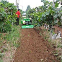 适用于坡地果园旋地开沟机 润丰 长春32马力柴油型耕地机