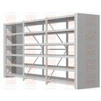 供应鼎正2000×1200×800mm横梁式固定重型文物储藏柜(架)