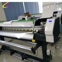 供应微信照片打印机手机壳彩印机1.6米宽压电写真机