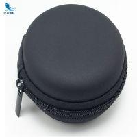 东莞工厂热销eva环保耳机包 耐高温PU热压耳机线包装盒
