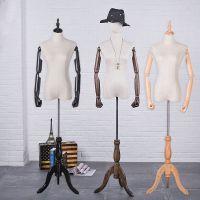 模特道具女半身服装店橱窗展示架假人体全身女装婚纱衣服模特架