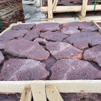 本格厂家供应火山岩黑洞石 灰洞石 火山岩板材 广场地面 外墙装饰