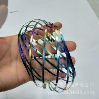 爆款flow rings减压道具锻炼神器流体手环 梦幻魔术玩具手环
