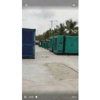 资讯:海南万宁工地发电机出租公司免运费