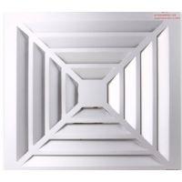 铝扣板吊顶换气扇 石膏板天花换气扇 厨房卫生间300*300 600*600规格铝换气扇