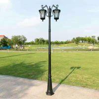 山西地区优质庭院灯厂家 铝制LED庭院灯价格