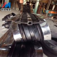 中埋钢边式橡胶止水带 机场水利工程用钢边式橡胶止水带 定制厂家