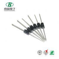 东莞南晶电子供应SR520-SR5200插件肖特基二极管 电工电气