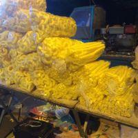 郑州面粉七用食品膨化机 多种花型的膨化果机 大小麻花小型加工机