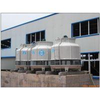 专业生产玻璃钢圆形逆流式冷却塔