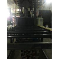 中山喷砂机 通过式抛丸机全自动喷砂处理