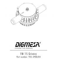 FM15 935-3901/PNP DIGMESA微型液体流量计