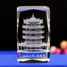 江南旅游景区水晶礼品定做,各类景区特色水晶纪念礼品定制,可带灯光定做