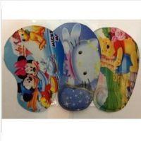 卡通鼠标垫 护腕鼠标垫 礼品鼠标垫 特价包边护腕垫 鼠标垫直销