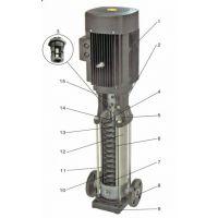 稳流泵型号CDL4-70无负压供水设备,304不锈钢