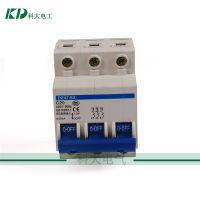 科大直销DZ47-63小型断路器3P20A400V低压断路器开关过载短路保护