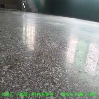 供应深圳新安水磨石晶面施工、光明车间水磨石翻新
