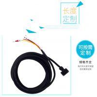 松下三菱伺服编码器线 伺服电机拖链线 伺服电缆 柔性拖链电缆可定制