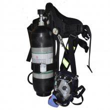 放哨人RHZKF6.8L/30正压式空气呼吸器 消防工业自救式呼吸器