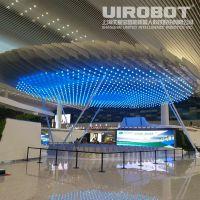 上海优爱宝梦幻浮球矩阵 马达小球LED升降球舞台灯光动态球