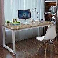 网吧电脑桌椅台式家用钢木游戏网咖电脑桌网吧专用单人桌子