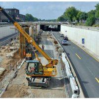 供西宁公路工程和青海工程施工特点