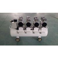 特价兄弟豹无油静音空压机移动活塞式空压机 XDW600x4-90L