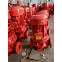 11KW80米常用稳压泵XBD9.6/25-100G*7/28层30升加压消防泵/3CF配套控制柜报