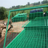 河道水库防护网 兰州公路护栏网 养殖场护栏网