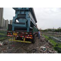 地基打桩污泥压干设备石材场污泥过滤设备