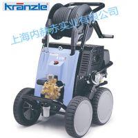 本田汽油机驱动公路养护清洗机大力神B270T