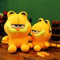 批发新款加菲猫毛绒玩具 大号卡通动漫公仔 创意礼物礼品一件代发