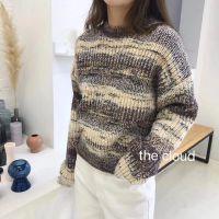 新疆冬季装毛衣针织衫拿货微信库尔勒阿克苏昌吉女装批发进货