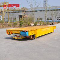 起重装卸渣包运输轨道平板车说明书  40t蓄电池轨道平车配置清单