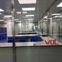洁净实验室规划 洁净室布局 实验室建设WOL