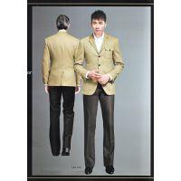 西安希颜服饰专业量身定制时尚男西服套装