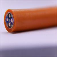 EKM 71973 4*0.75高度拖链电缆 5m/s移动速度 不断线、不开裂