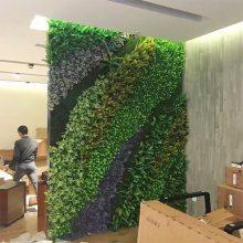 仿真植物客厅墙面壁挂防真花壁饰相框创意家居装饰店铺墙上装饰品深圳广东可上门安装