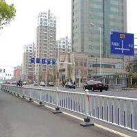 城市道路隔离栏设计 鲁恒 道路隔离栏安装 道路隔离栏尺寸