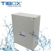 天齐TIBOX 230*300*90塑料防水接线盒端子盒TJ-NG-2330开关盒