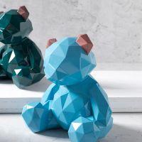 饰品艺术摆件客厅雕塑熊摆件摩登马戏团-宝贝熊