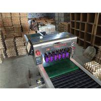 整托鸡蛋喷码机厂家现场产品讲解