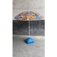定制热印转花海滩伞、户外遮阳伞、广告太阳伞定做