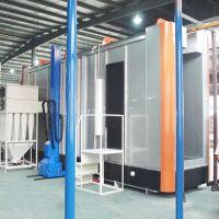 钢木家具喷塑自动化设备 全套喷塑设备 喷塑设备生产线