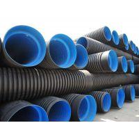忻州波纹管污水管直径400是农村污水和道路工程专用管道