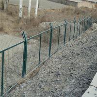铁路护栏网 高铁防护栅栏 8001防护栅栏